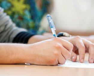 MEB yeni sınavın detaylarını açıkladı!