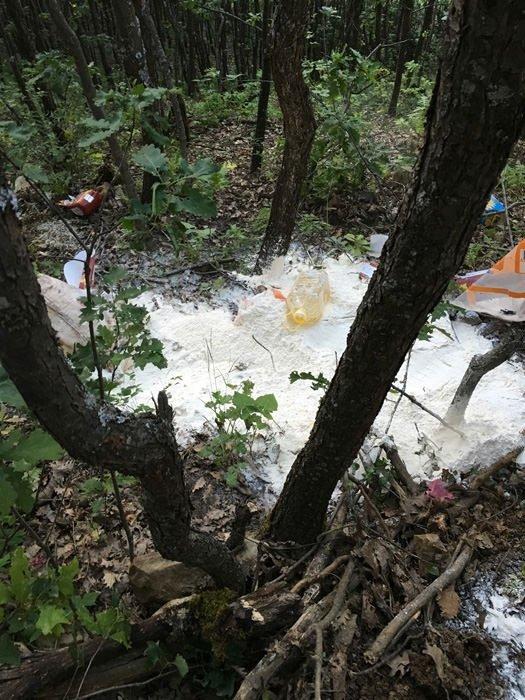 Bingölde 15 sığınakta yaşam malzemeleri ele geçirildi
