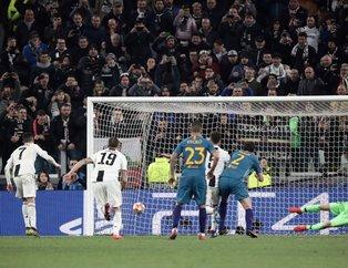 Cristiano Ronaldo attı Juventus turladı! Muhteşem geri dönüş