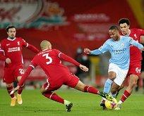 Manchester City Liverpool'u ezdi geçti