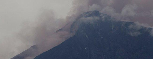 Fuego volkanı patladı onlarca ölü var
