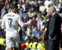 Ronaldo Madrid'e geri mi dönüyor?