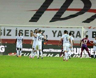 Y'Eddie' bitirdi! Trabzonspor Kasımpaşa'ya mağlup oldu