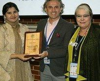 DeFacto'ya uluslararası ödül