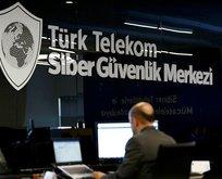 Telekom'dan siber güvenlik merkezi