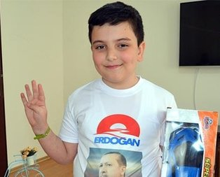 Erdoğan, ağladığını görünce yanına çağırmıştı... O anları anlattı