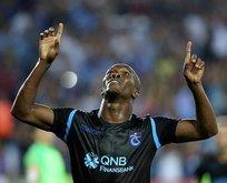 Yeni transfer Nwakaeme herkesi büyüledi