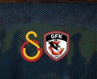 Galatasaray - Gaziantep | CANLI ANLATIM