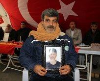 Evlat nöbetindeki ailelerden CHP'ye tepki!