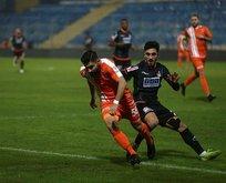 Adana'da gol yağmuru! Tam 8 gol...