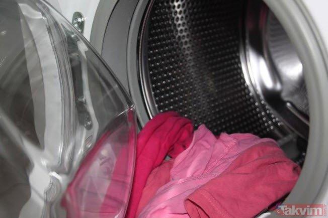 Çamaşır makinesinin içine kahve atın! Bakın neler olacak