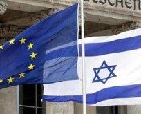 AB'den işgalci İsrail'e tepki