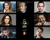 """Atv'nin yeni dizisi """"8.gün""""ün oyuncuları belli oldu!"""