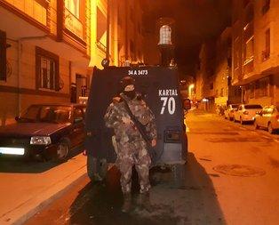 İstanbul'da şafak operasyonu! Çok sayıda gözaltı var
