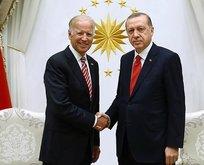 Biden'dan Başkan Erdoğan'a davet