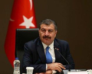 Son dakika: Sağlık Bakanı Koca'dan dolmuş kooperatiflerine çağrı