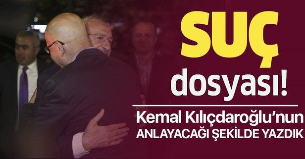 Enis Berberoğlu'nun suç dosyası!