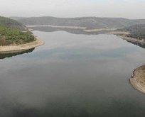 İstanbul'un barajları alarm veriyor