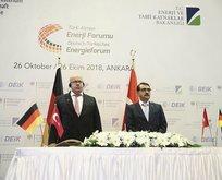 Almanya ile enerji işbirliği