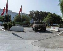 Tunus'ta 1 aylık sokak yasağı!