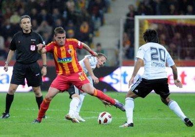 Kayserispor - Beşiktaş