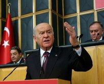 Bahçeli'den G.Saray'a çağrı: Hayri Kozak'ı aforoz edin