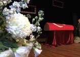 Yıldız Kenter'in cenazesi Kenter Tiyatrosu'na getirildi