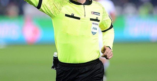 F.Bahçe - Trabzonspor derbisinin hakemi belli oldu