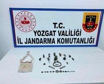 Yozgat'ta ele geçirildi! 2 bin 500 yıllık