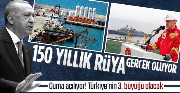 Filyos Limanı hizmete açılıyor