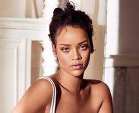 Rihanna'ya büyük şok!