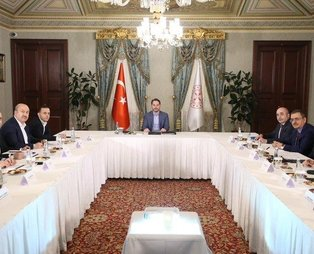 Bakan Albayrak'tan 'Finansal İstikrar ve Kalkınma Komitesi' toplantısı değerlendirmesi