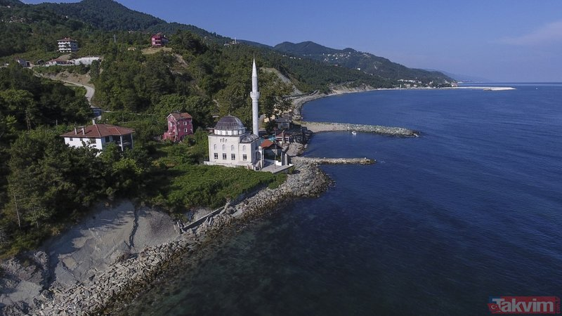 Karadeniz'in keşfedilmemiş koyları sizleri bekliyor!