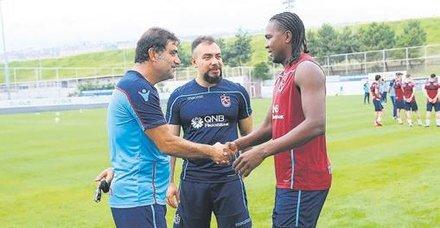Karaman, Rodallega ile özel olarak görüştü