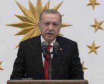 Erdoğan:24 Haziran seçimlerinin ardından...