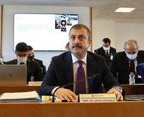 MB Başkanı Kavcıoğlu'ndan faiz mesajı