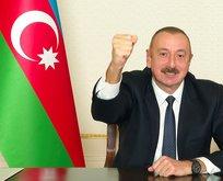 Aliyev Herkes kabul edecek diyerek duyurdu