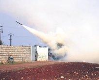 İdlib'de sıcak temas