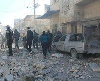 İdlib'de saldırı! En az 15 ölü