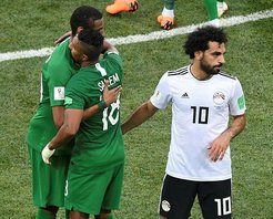 Salahlı Mısır Dünya Kupasına puansız veda etti