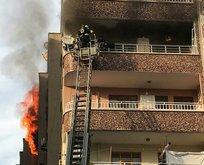 Evi, 20 günde iki kez yandı.. Hayati tehlikesi sürüyor