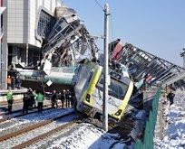 Ankara'daki hızlı tren kazasında flaş gelişme!