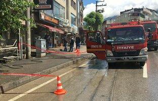 Bursa'da korkutan yangın!