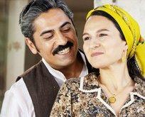 Dizide cazgır Saniye ile evli ama...