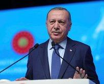 Başkan Erdoğan rekor rakamı açıkladı!