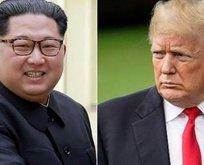 Beyaz Saray'dan Kuzey Kore açıklaması