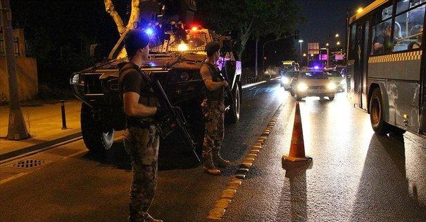 İstanbul'da dev operasyon! 405 şüpheli yakalandı