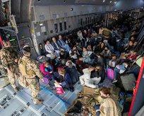 Almanya'nın Afganistan'daki tahliye sayısı...