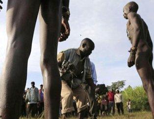 Kenyada vahşi sünnet