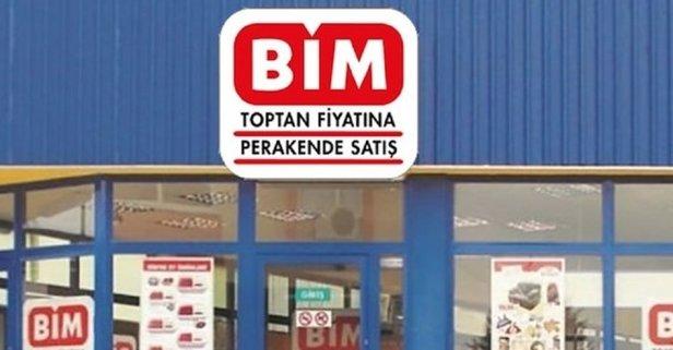BİM 29 Eylül aktüel kataloğu ürünleri satışa sunuldu!